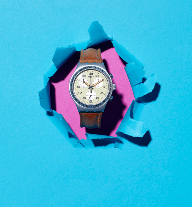 Swatch-Work-Watch