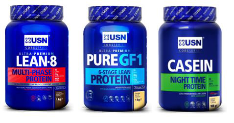 Protein-Jars