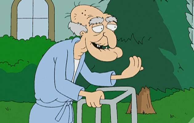 Herbert-Family-Guy