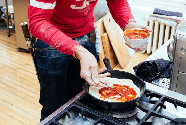 frying-pan-pizza