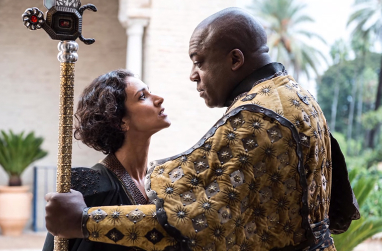 Ellaria-Sand-Martell-Guard-Game-Of-Thrones