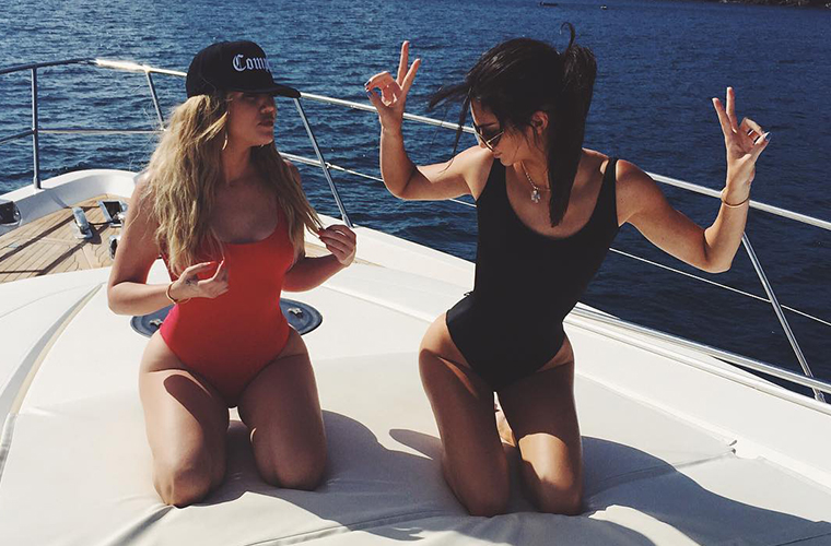 khloe-kendall-boat-party-thumb