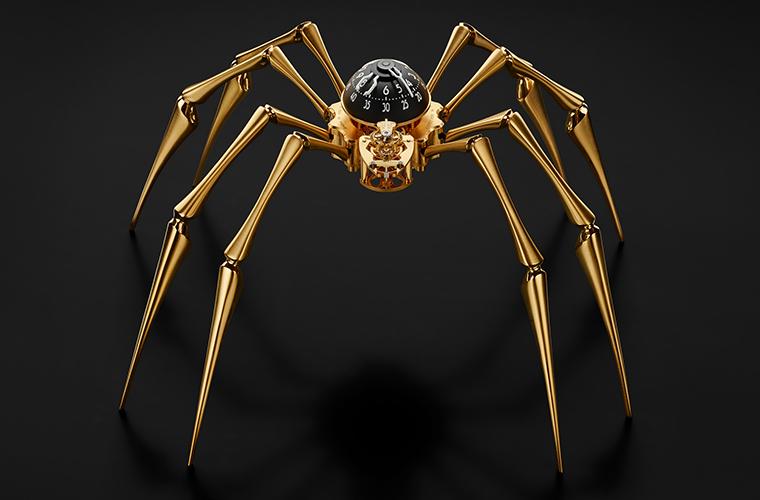 spider-gold-black