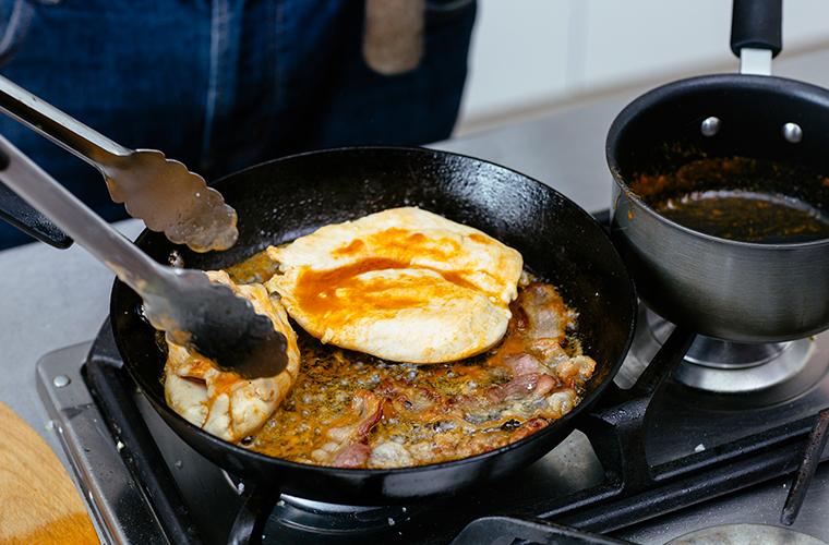 chicken-stack-frying