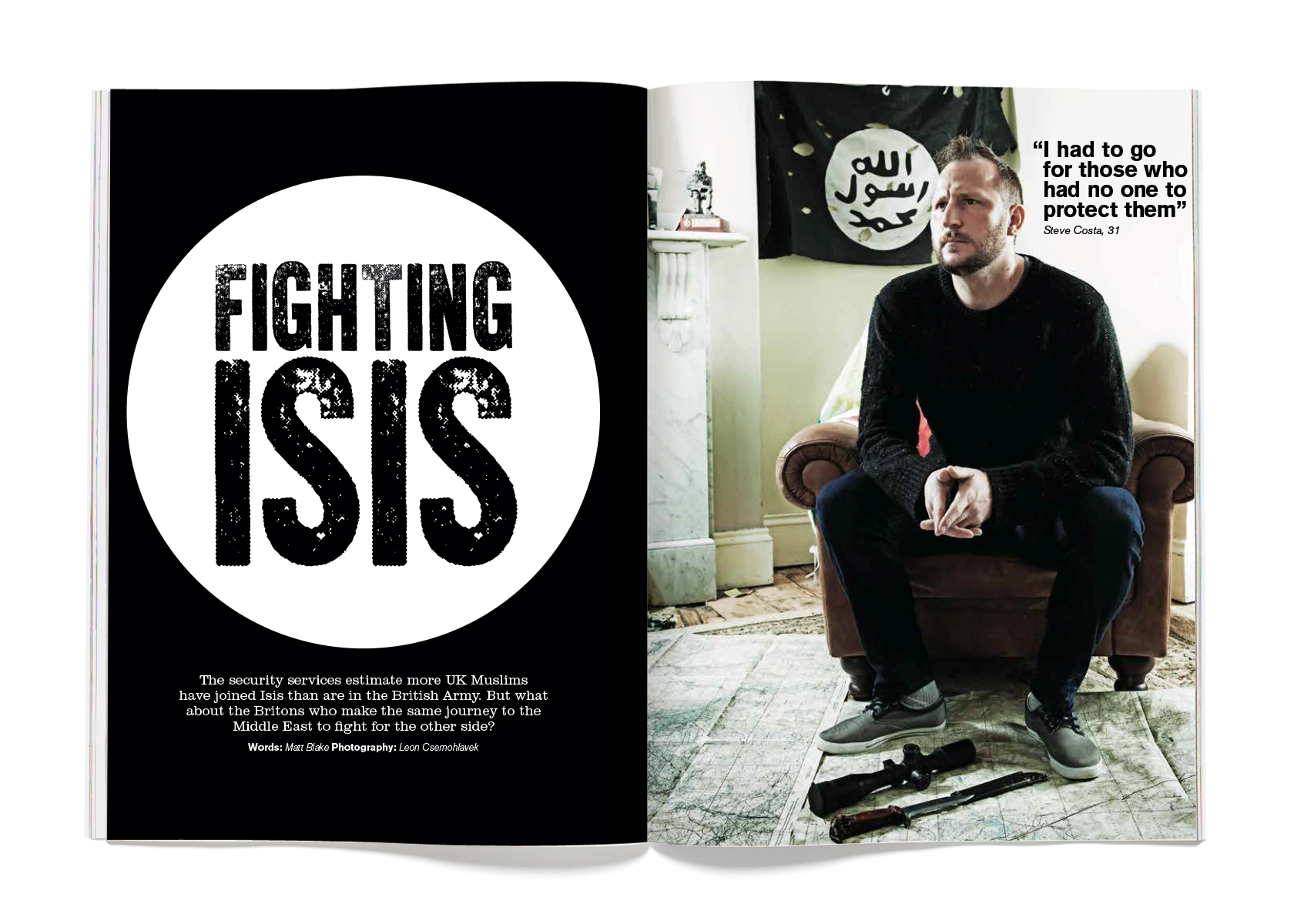 ISIS-spread